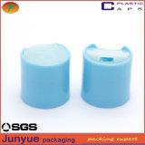 24/410 superficie lisa o helada tapa superior de plástico cosméticos, tapa de plástico, tapa de la botella