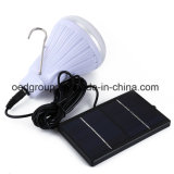 Economia de energia clara solar de acampamento solar quente da lanterna elétrica do diodo emissor de luz do diodo emissor de luz da lâmpada do diodo emissor de luz da venda 5W