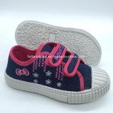 Эбу системы впрыска моды детиMagic Canvas ленты обувь повседневная обувь Sneaker Pimps для девочек(HH18422-10)