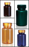 [120مل] زرقاء محبوب بلاستيك [بوتّلس/] بلاستيك منتوجات