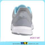 Zapatos corrientes atléticos duraderos del deporte del estilo de las mujeres de Blt