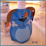 Bel entreposage en se pliant portatif bouteille d'eau d'enfants avec la boucle