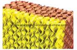 Le Refroidissement évaporatif Honeycomb Pad pour refroidisseur d'air de la climatisation