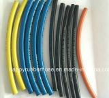Une couche de fil en acier renforcé caoutchouc de haute pression le flexible hydraulique R1AT/1SN