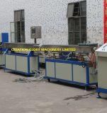 Riga di plastica dell'espulsione del tubo pneumatico dell'unità di elaborazione di alta precisione