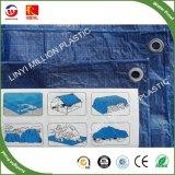 Klantgerichte HDPE van de Grootte Plastic Stof met PE van de Kabel Geteerd zeildoek