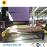Плоская традиционная физическая стеклянная закаляя машина продукции