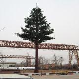 اتّصال بعديّ يعلو شجرة اصطناعيّة يموّه صاحب مصنع [ديركت سل]