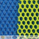 Китайского поставщика для запуска обувь 100 полиэстер печать сетчатая подкладка