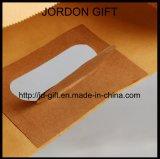 強い穴のハンドル、1基の層の追加が付いている1つのCの印刷紙のショッピング・バッグ