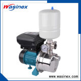 Combinatie van de Pomp van het Water van de Frequentie van Wasinex 0.75kw de Veranderlijke Centrifugaal voor de Levering van het Systeem van het Water