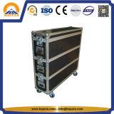 Caisse de transport personnalisée en aluminium de transport professionnel (HF-1306)