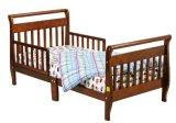 Кровать малыша саней