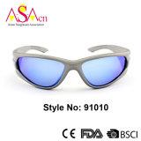 Óculos de sol de esportes polarizados de qualidade de moda com UV 400 (91010)