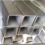Tubo de pulido del acero inoxidable de ASTM 304 para el pasamano de la escalera
