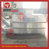 Machine à laver d'écaillement de rouleau de balai de pomme de terre de gingembre de racine alimentaire de racine
