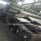 Polissage en acier inoxydable ASTM 304 le tuyau de rampe d'escalier