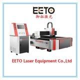 Cortador del laser del metal de hoja de precio competitivo con el generador de Ipg