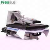 Цифровая Freesub Автоматическая футболка нажмите кнопку нагрева машины сублимации красителей (ST-4050A)