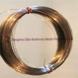 99.95% Alambres del molibdeno, alambre del molibdeno de la máquina de EDM