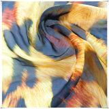 Напечатанные Silk ткани для шифонового