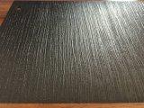 Feuille de film en PVC décoratif noir