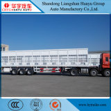 Fahrzeug Transportion CageVan Type Long halb Schlussteil