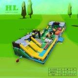 De Opblaasbare Speelplaats van bouwvakkers en Van Bouwwerven