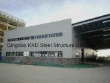 La luz de prefabricados de estructura de acero taller metalúrgico (KXD-SSW1443)
