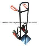 Faltbarer sechs Rad-Hand-LKW/Laufkatze für kletternde Treppe