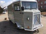 Bus mobile elettrico ecologico dell'alimento