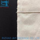 100% de la gran cantidad de algodón orgánico de la bolsa de promoción de la fábrica de China