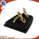 Cufflink металла Cuctom (FTCF1816)