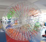 Adults/Fluorescent Zorb Ballsのための照明Inflatable Zorb 3 Meters