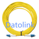 Fibra Optic Patch Cord LC/PC-ST/PC MP Duplex LSZH 3.0mm