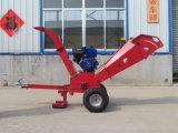 Trinciatrice di scheggia di legno del motore di benzina della benzina con il fornitore della Cina del Ce