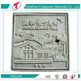 Timelion Composite Manhole Cover Vs Gatic Iron Manhole Cover