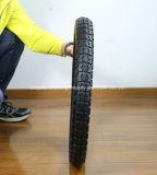 Hochwertiges Motorrad zerteilt den 2.75-14 Motorrad-haltbaren Gummireifen