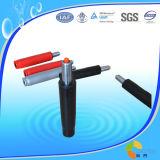 Mola de gás profissional do preto e do cromo para a cadeira (140mm)