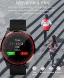 De nieuwste Digitale Telefoon van het Polshorloge van Bluetooth van de Sport Slimme met Camera en Antilost W9