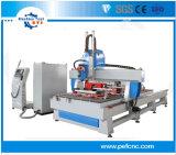 본래 이탈리아 Hsd 9kw CNC 대패 높은 정밀도 목제 CNC 대패 기계