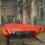 Reboque de transferência do trilho da eficiência elevada para a carga pesada nos trilhos