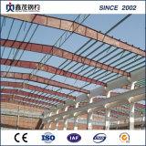 Сборные стальные легкой промышленности строительных работ на заводе