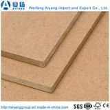 6-18mm E0 normal cola Borad MDF para muebles de interior