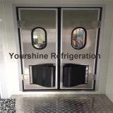 La porte de style libre de ressort pour la chambre froide et l'entreposage au froid avec le &SGS d'OIN a reconnu