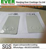 Ral9002 Poliéster epóxi branco Textura Vincos Acabamento rugoso arenosa tinta em pó