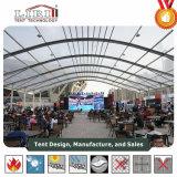 Großes AluminiumArcum Zelt für Aufenthaltsraum-Vorhalle für sogar