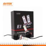 E1 LEDのヘッドライトTxは48W 6400lm LEDヘッドランプ9006 LEDのヘッドライトの球根を欠く