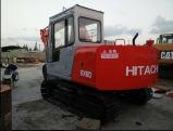 Mini máquina escavadora pequena de segunda mão de Hitachi Ex60 da máquina escavadora para a venda
