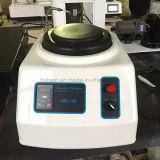 Prueba de laboratorio de pulido metalográfica de la máquina pulidora MP-1b/Metalography (50-1000 revoluciones por minuto)